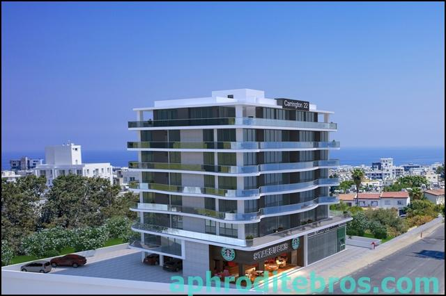 2+1 NEW APARTMENT IN KYRENIA