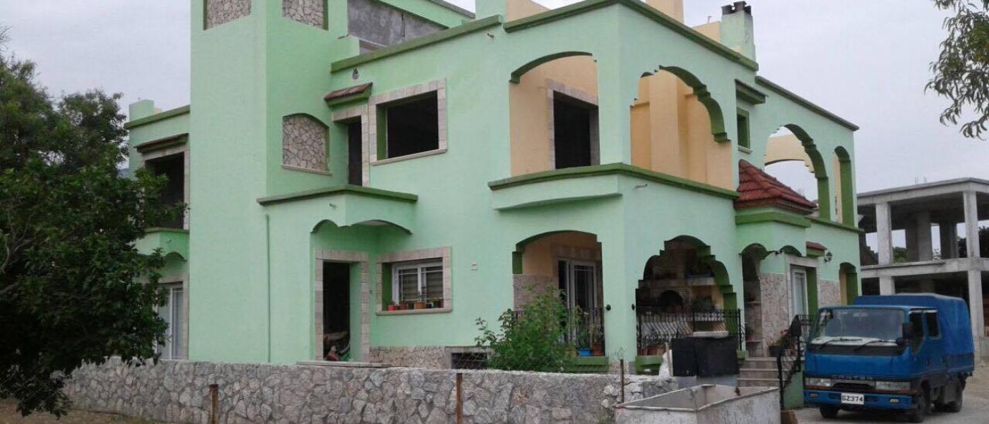 6+1 HOUSE FOR SALE IN CATALKOY