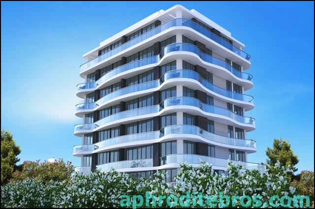 1+1 APARTMENT FOR SALE IN KYRENIA