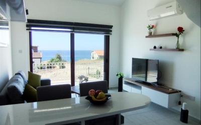 SEA FRONT 1+1 PENTHOUSE